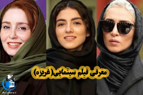اسامی و بیوگرافی بازیگران و فیلم سینمایی(غریزه)+عکس و خلاصه داستان