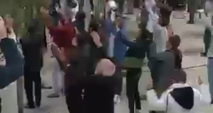 ویدیویی از تجمعی در خارج از شهر قم و تقاضای ظهور امام زمان عجل الله در فضای مجازی منتشر شده و در حال دست به دست شدن است