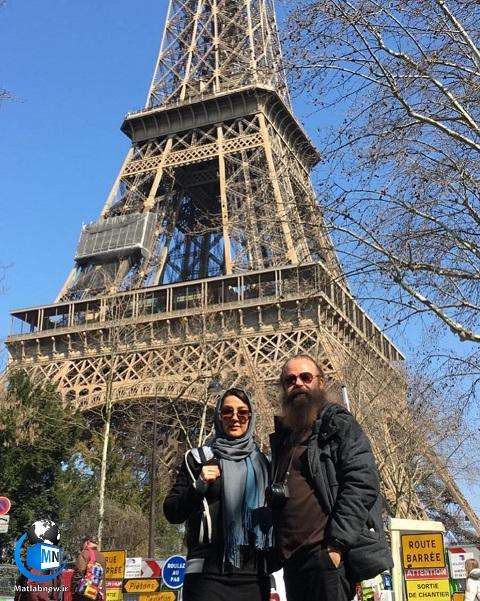 بیوگرافی «سارا صوفیانی» و همسرش امیرحسین شریفی + ماجرای ازدواج و عکس ها