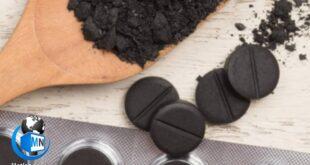 داروی شارکول یا زغال طبیعی فعال