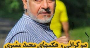 مجید مشیری یکی از بازیگرهای توانمند ایرانی متولد سال ۱۳۴۰ می باشد در ادامه با بیوگرافی این هنرمند با ما همراه باشید[
