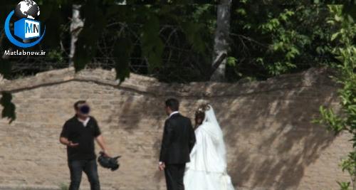 ماجرای فیلم جنجالی عروس و داماد بی حجاب در خیابان های تهران چه بود؟