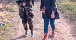 انتشار یک ویدئوی عجیب و غریب از خانم بهنوش بختیاری بازیگر سینما و تلویزیون در بیابانهای اطراف تهران خبرساز شد در ادامه با ماجرای این ویدئو با ما همراه باشید
