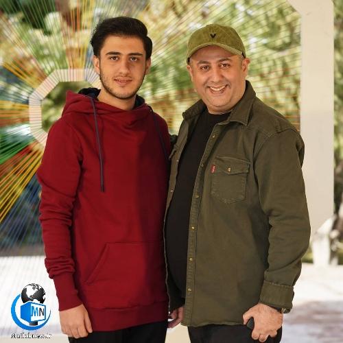 بیوگرافی «ابراهیم شفیعی» و همسرش شراره پورجمال + عکسهای خانوادگی و جدید