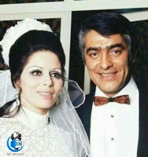 بیوگرافی «محمد علی فردین» و همسرش + عکسهای جوانی و خاطره انگیز