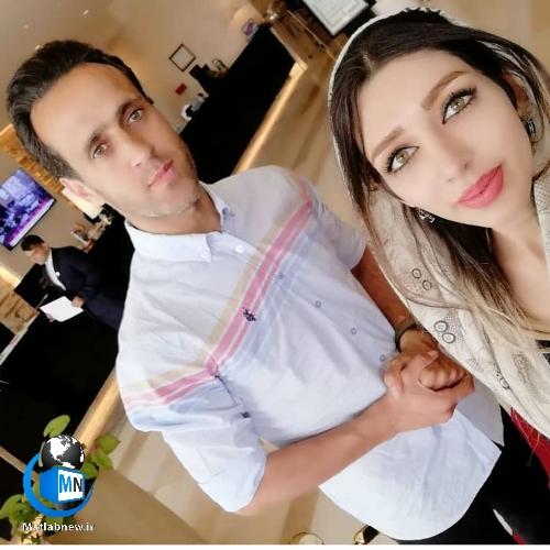 بیوگرافی «زینب صحافی» طرفدار پرسپولیسی و همسرش + ماجرای دیپورت از ترکیه