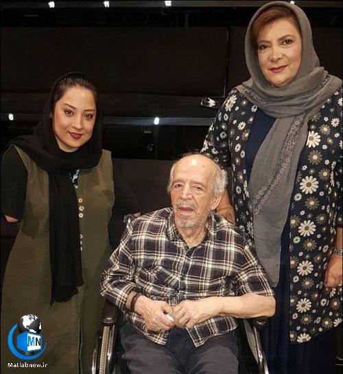 بیوگرافی «محسن قاضی مرادی» و همسرش مهوش وقاری + علت درگذشت