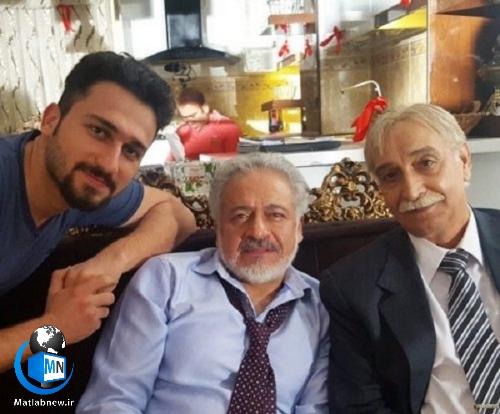 بیوگرافی «مجید مشیری» و همسرش + عکس ها و معرفی آثار