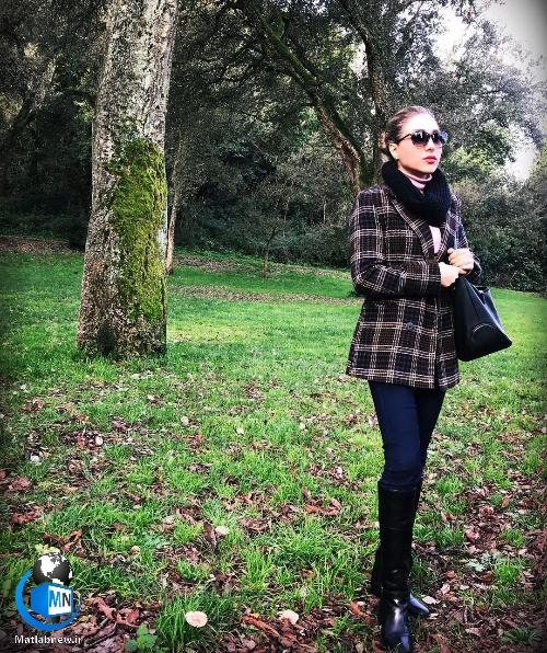 بیوگرافی «ناهید لیان» و همسرش + ماجرای کشف حجاب و مهاجرت