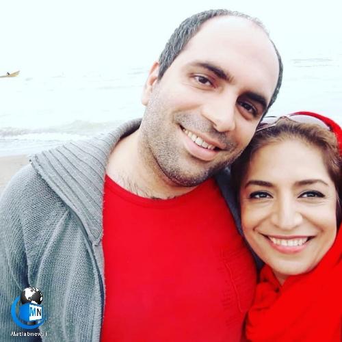 بیوگرافی «ساناز سماواتی» و همسرش + عکسهای خانوادگی و جذاب