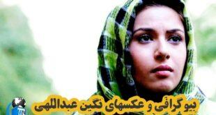 نگین عبداللهی یکی از بازیگران خوش آتیه ایرانی می باشد که تاکنون در سریالهایی نظیر ترش و شیرین ایفای نقش کرده است با بیوگرافی این هنرمند با ما همراه باشید
