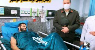 سروان نظری (رئیس پلیس مواد مخدر خرمشهر) کیست؟ + لحظه ترور توسط اشرار مسلح