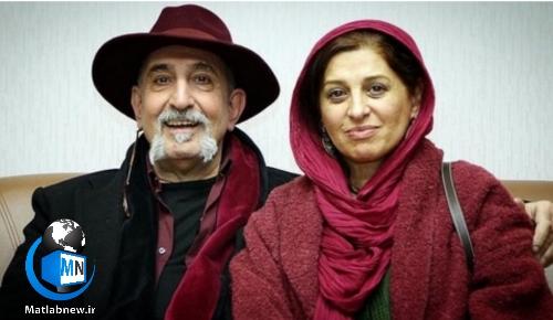 بیوگرافی «فرهاد آئیش» و همسرش مائده طهماسبی + عکس های جذاب و جدید