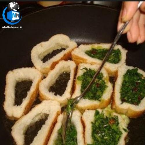 دستور پخت (کوکو سبزی لقمه ای) مجلسی + ترفند ها و نکات آشپزی