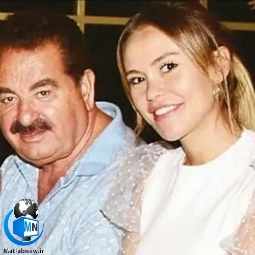 فیلم/ ماجرای آشنایی و ازدواج ابراهیم تاتلیس با دختر ۲۶ ساله گلچین کاراکایا