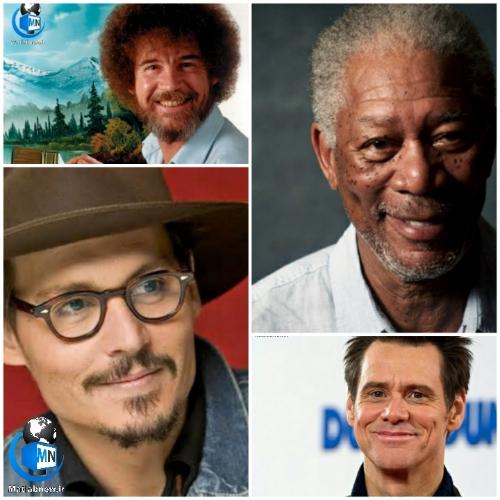 چهره های معروف دنیا قبل از شهرت چکاره بوده اند؟