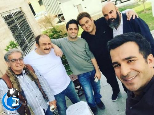 بیوگرافی «اشکان اشتیاق» و همسرش + معرفی آثار هنری و عکس ها