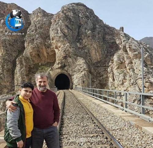 بیوگرافی «مهران رجبی» و همسرش + معرفی آثارهنری و عکس ها