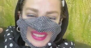 بهاره رهنما بازیگر سرشناس سینما و تلویزیون روز گذشته با انتشار عکسی از ماسک جدید ضد کرونا خود مورد توجه بسیاری از رسانهها و خبرگزاریها قرار گرفت