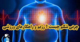 چربی شکم یکی از مضرترین چربی هایی است که باعث به وجود آمدن بیماری های زمینه ای میشود در ادامه به بررسی راهکارهای ورزشی و تغذیه ای برای از بین بردن آن می پردازیم