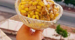 دستور پخت (ذرت مکزیکی خانگی) خوشمزه و دلپذیر+نکات مهم آشپزی