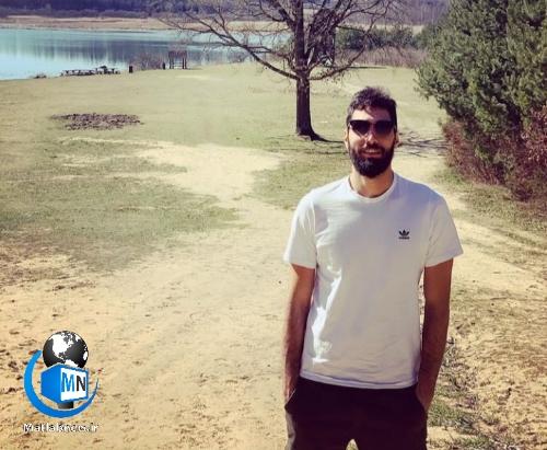 بیوگرافی «سید محمد موسوی» والیبالیست جوان کشورمان و همسرش + عکس ها