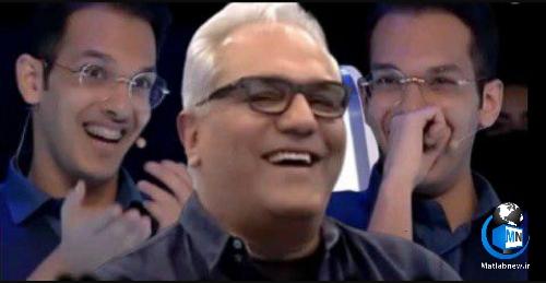 فیلم/ سوتی عجیب شرکت کننده مسابقه بزرگ دورهمی در مقابل مهران مدیری را ببینید