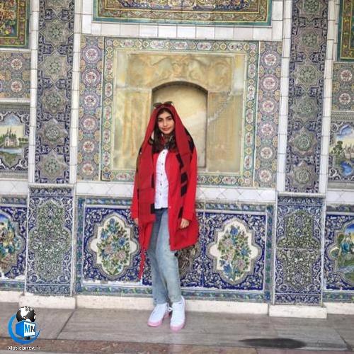بیوگرافی دنیز دایی (دختر علی دایی از همسر سابقش) + آدرس صفحه اینستاگرام