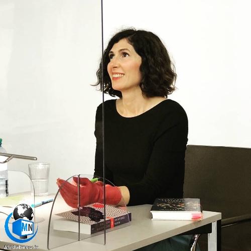بیوگرافی «نوا ابراهیمی» نویسنده ایرانی-آلمانی و برنده جایزه ادبیات آلمان باخمن