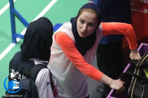 بیوگرافی ثریا آقایی بدمینتون باز ایرانی (عضو تیم ملی) + جژئیات کسب سهمیه المپیک