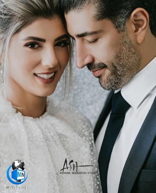 عکس های عروسی و ازدواج «مهسا طهماسبی» + همسر مهسا طهماسبی کیست؟