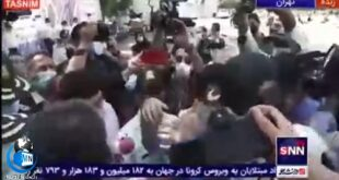 یک جوان شرور ۱۸ ساله که با شمشیر در خیابانی از تهران اقدام به درگیری و قطع کردن دست یکی از شهروندان کرده بود دستگیر شد در ادامه فیلم اعترافات این متهم را ببینید