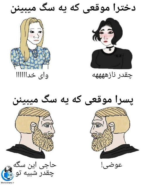 عکس نوشته های تیکه های فاز سنگین دختر و پسر