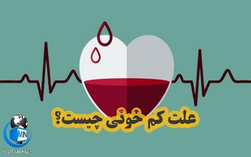 علت کم خونی چیست؟ + راه های پیشگیری و درمان خانگی کم خونی
