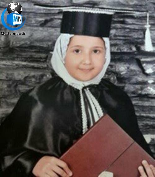 بیوگرافی و عکسهای «سارا جمشیدی» دانش آموز نخبه بجنوردی و جوان ترین داوطلب کنکور ۱۴۰۰