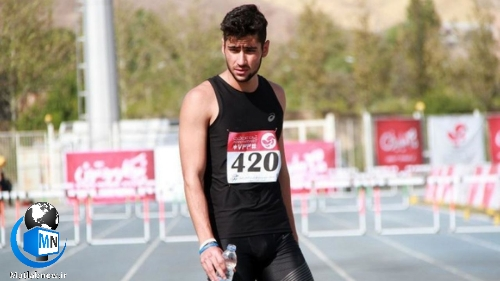 بیوگرافی «مهدی پیرجهان» قهرمان دو و میدانی + جزئیات کسب سهمیه المپیک ۲۰۲۰