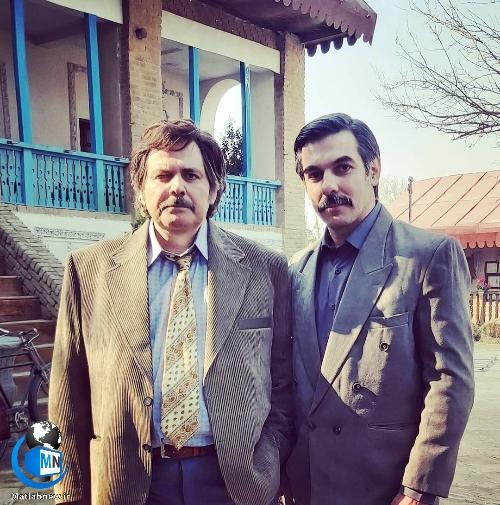 بیوگرافی «محسن کاشی زاده» و همسرش + از ورزش رزمی تا بازیگری