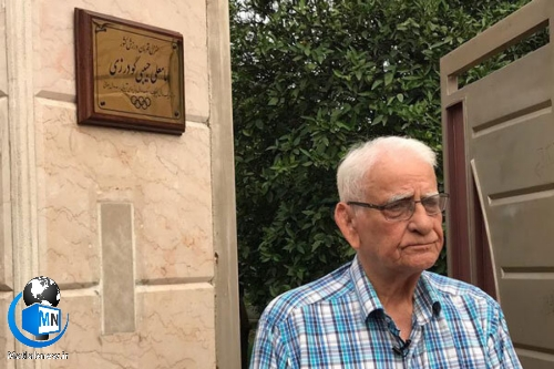 بیوگرافی «امامعلی حبیبی» دارنده نخستین مدال طلای المپیک ایران در کشتی آزاد