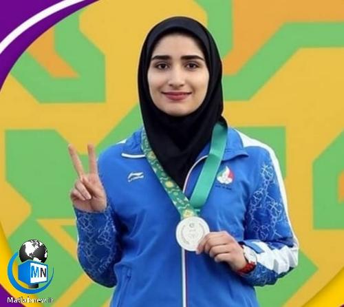 بیوگرافی «هانیه رستمیان» قهرمان تیراندازی و پرچمدار کاروان ایران در المپیک ۲۰۲۰ توکیو