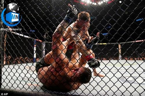 ویدئو/ لحظه شکستن پای (کانر مک گرگور) در مسابقات UFC + تصاویر مسابقه