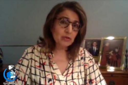 بیوگرافی الهه شریفپور معروف به الهه هیکس( فعال حقوق بشر) + علت حضور در خوزستان