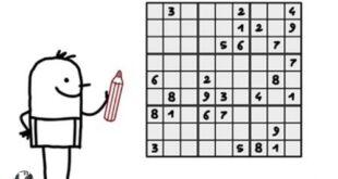 سودوکو، بازی جدول اعداد، اولین بار در سال 1979 در یک مجله منتشر شد و بعد از آن تبدیل به یکی از محبوب ترین سرگرمی ها در جهان گردید