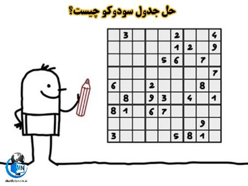 جدول سودوکو چیست؟