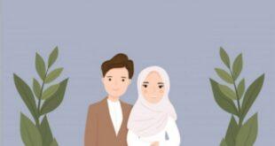 ازدواج پیوندی مقدس که سر تا سر آن سرشار از عشق و محبت است. چه زیباست پیوندی این چنین مقدس و پاک در روز عید غدیر خم بسته شود