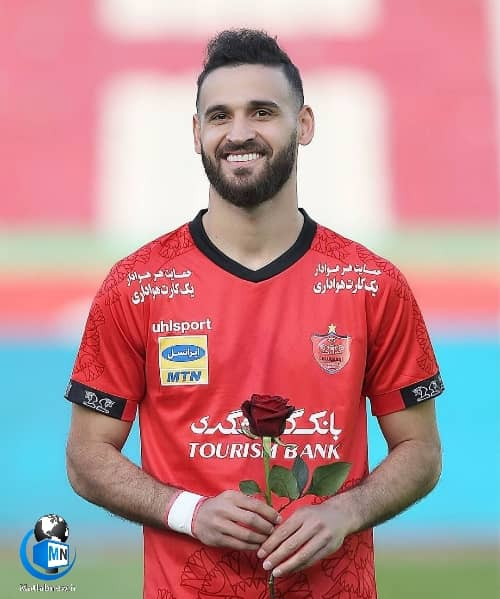 بیوگرافی «احمد نوراللهی» فوتبالیست و همسرش + عکسهای ازدواج و دامادی