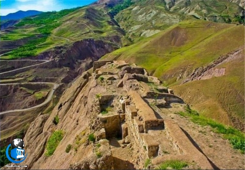 راهنمای گردشگری قلعه الموت