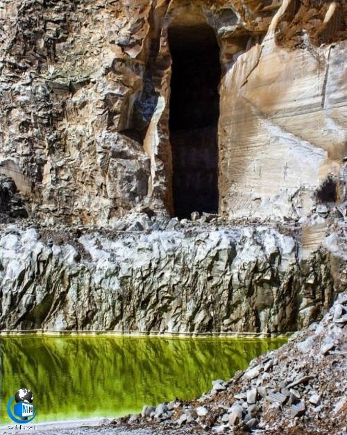راهنمای گردشگری تونل نمکی گرمسار