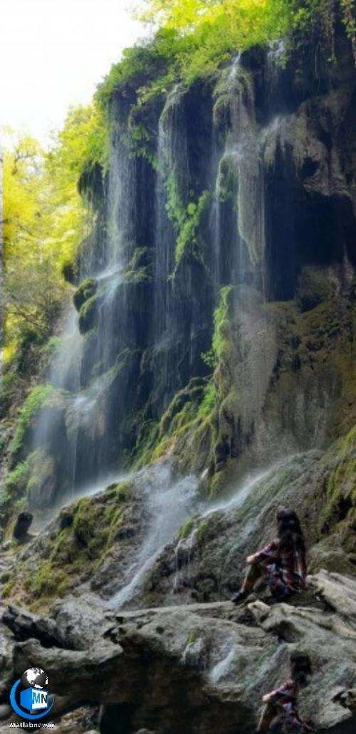 راهنمای گردشگری آبشار بهشت باران جنگل شصت کلا
