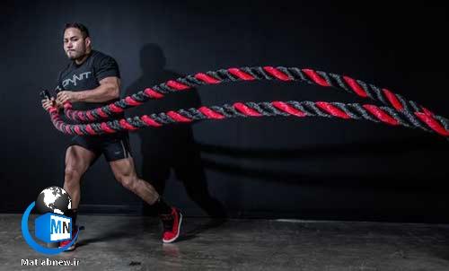 طناب بتل روپ چیست؟ + برنامه ورزشی و تاثیر طناب بتل روپ در چربی سوزی و کاهش وزن