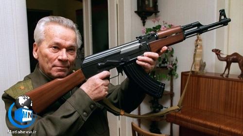 بیوگرافی «میخائیل تیم فیویچ» مخترع سلاح روسی کلاشینکف + زندگی شخصی و عکس ها